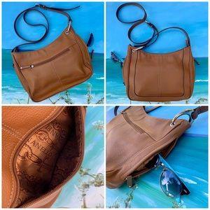 Tignanello Women's Leather CrossBody Bag